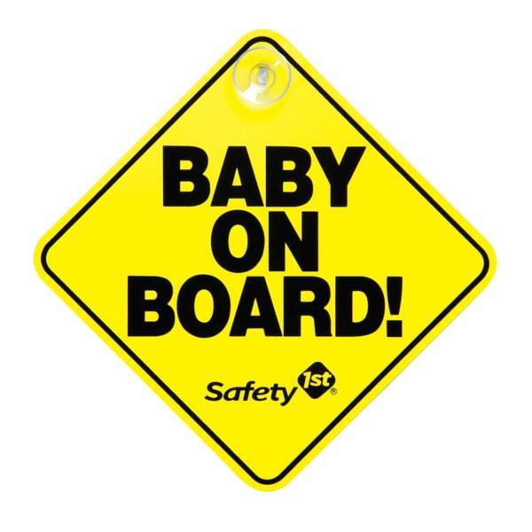 """Табела""""Бебе в колата""""/1бр.оп./"""